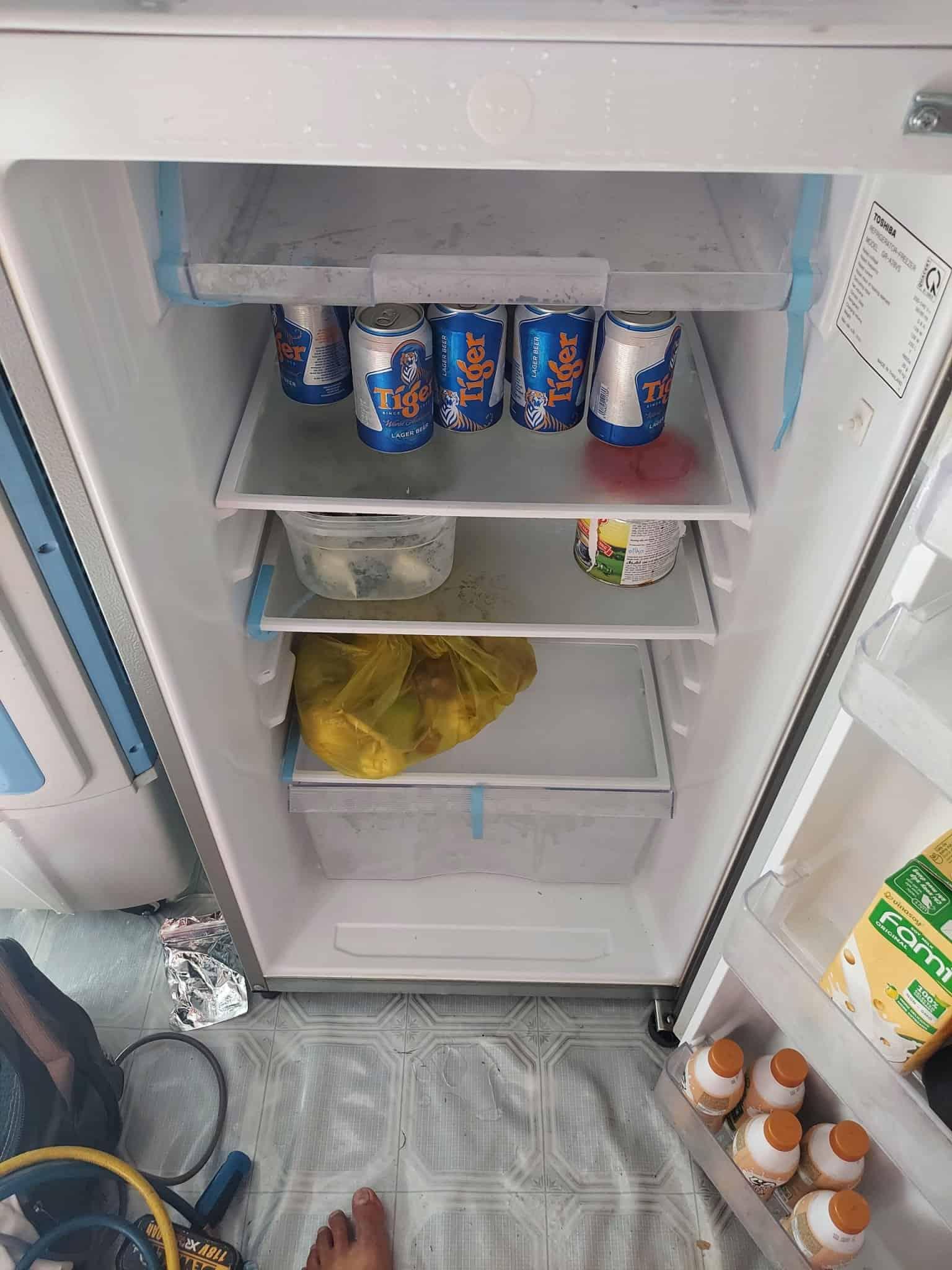Sửa Board Tủ Lạnh Alaska