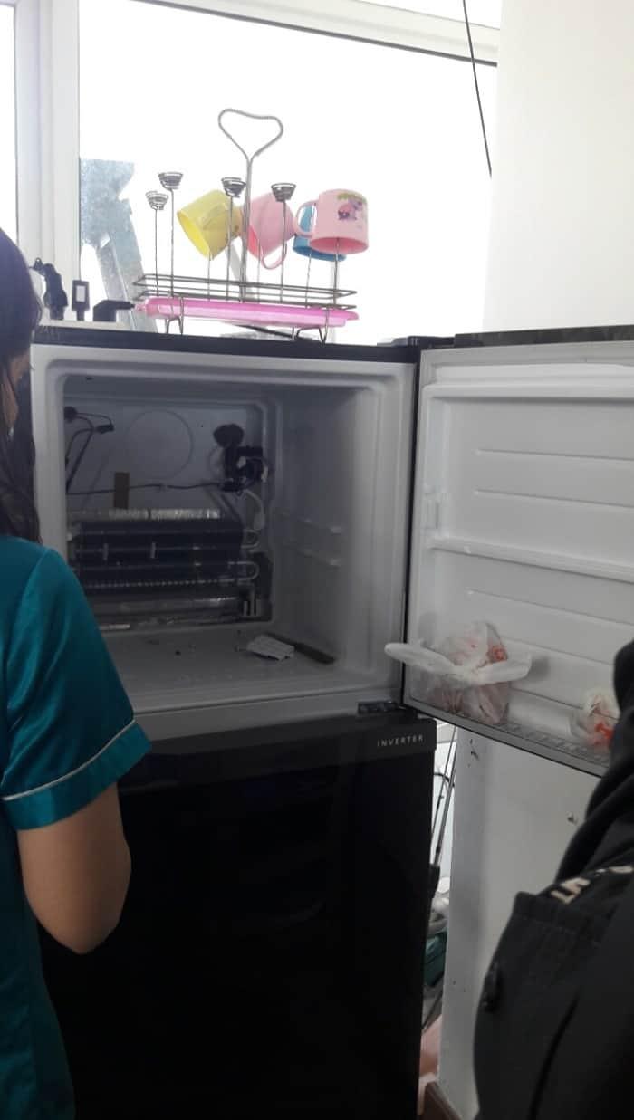 Sửa Board Tủ Lạnh Aqua