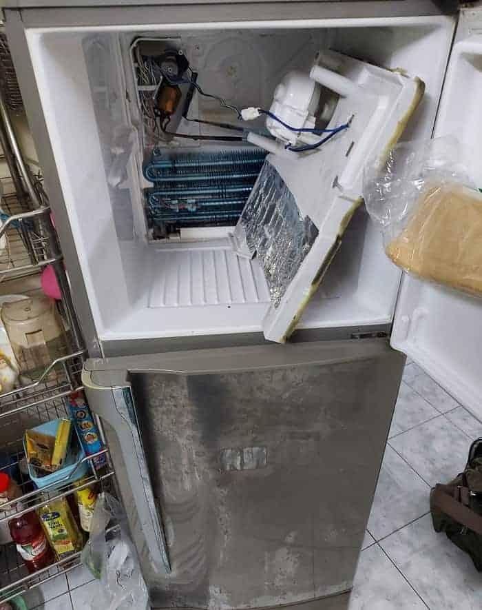 Sửa Board Tủ Lạnh Gree