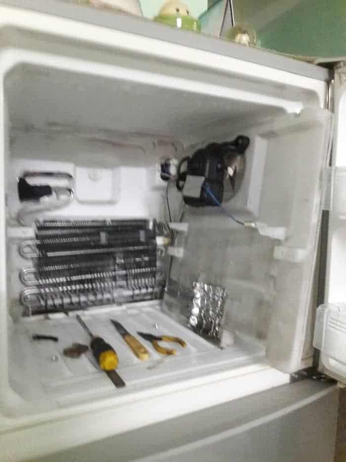 Sửa Board Tủ Lạnh Toshiba