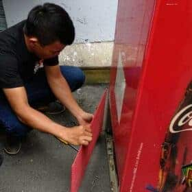 Sửa Tủ Mát Coca Cola