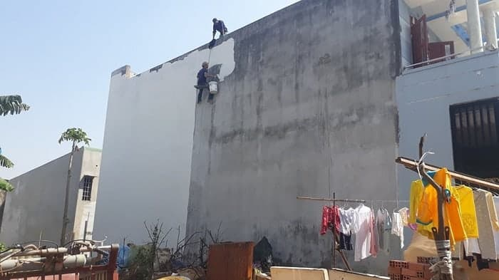 Chống Thấm Tường Nhà Quận 1