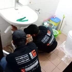 Cách lắp vòi nước chậu rửa mặt - Thợ lắp vòi nước lavabo