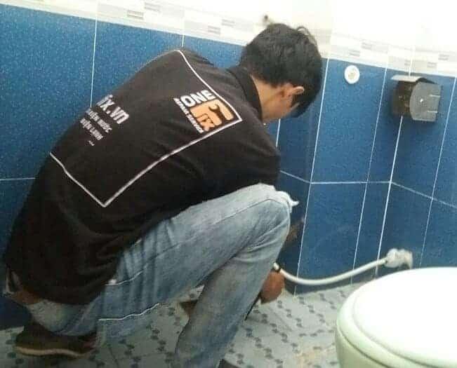 cách sửa van nước bị rò rỉ